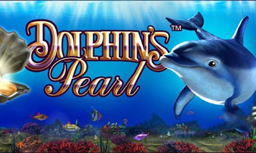Игровой автомат Dolphin's Pearl Deluxe играть на телефоне